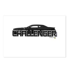 Challenger LX Postcards (Package of 8)