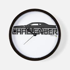 Challenger LX Wall Clock