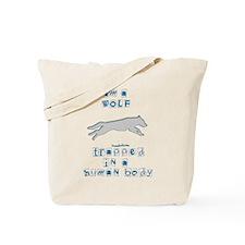 I'm a Wolf Tote Bag