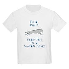 I'm a Wolf Kids T-Shirt