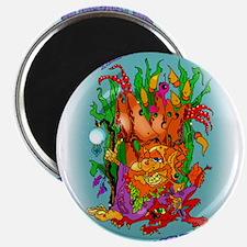MUSHROOM TROLL Magnet