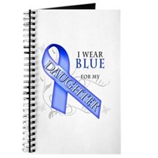 I Wear Blue for my Daughter Journal