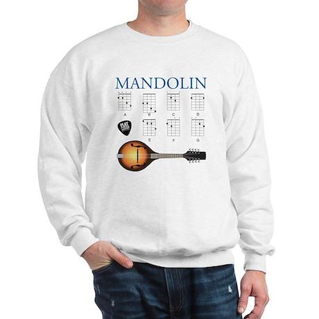 Mandolin 7 Chords Sweatshirt