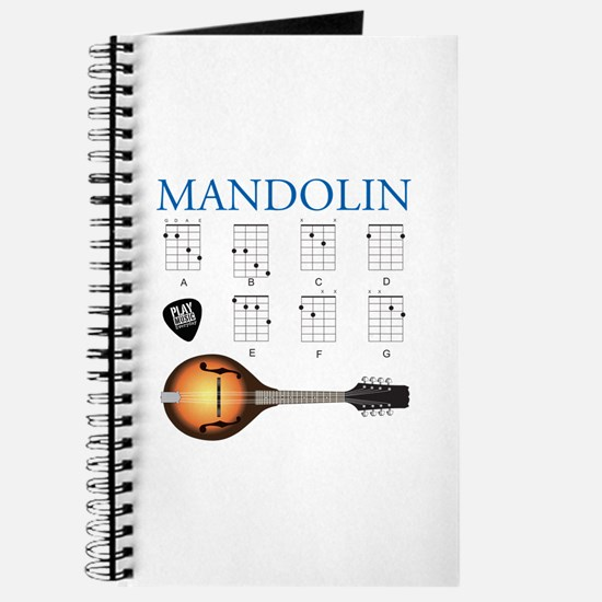 Mandolin 7 Chords Journal