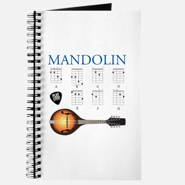 Mandolin 7 Chords Journal