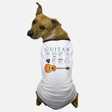 Guitar 7 Chords Dog T-Shirt