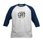 You Are The Gift Kids Baseball Jersey