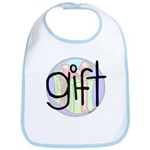 You Are The Gift Bib