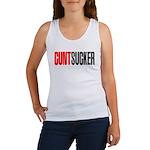 CuntSucker Women's Tank Top