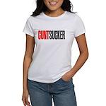 CuntSucker Women's T-Shirt