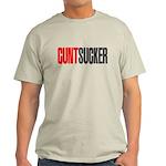 CuntSucker Light T-Shirt