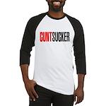 CuntSucker Baseball Jersey