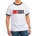 CuntSucker Ringer T