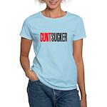 CuntSucker Women's Light T-Shirt
