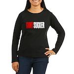 CuntSucker Women's Long Sleeve Dark T-Shirt