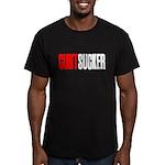 CuntSucker Men's Fitted T-Shirt (dark)