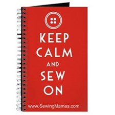 Sewing Mama Sew On Journal