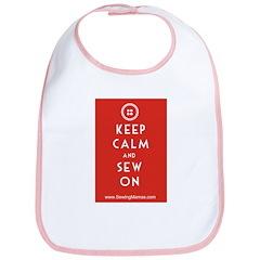 Sewing Mama Sew On Bib