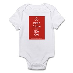 Sewing Mama Sew On Infant Bodysuit