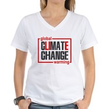 Climate Change Is A Lie Shirt