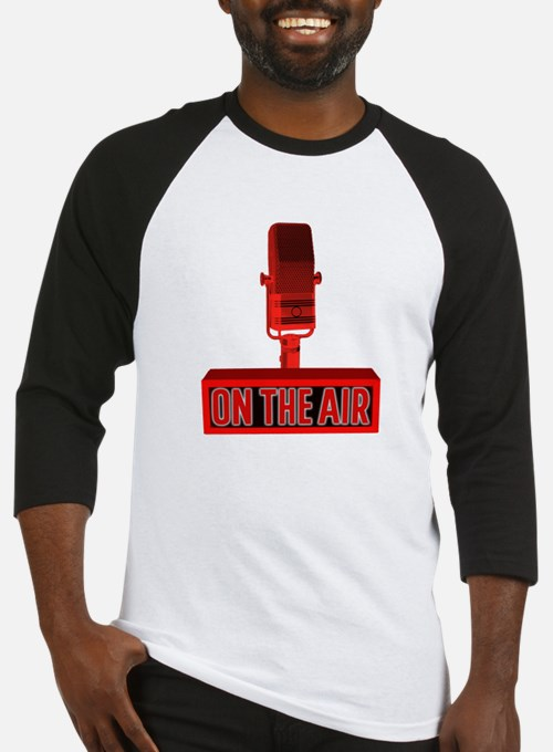 ON THE AIR Baseball Jersey