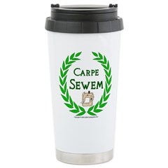 Carpe Sewem Stainless Steel Travel Mug