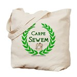 Carpe Sewem Tote Bag