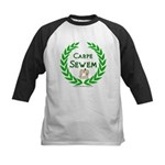 Carpe Sewem Kids Baseball Jersey
