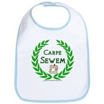 Carpe Sewem Bib