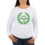 Carpe Sewem Women's Long Sleeve T-Shirt