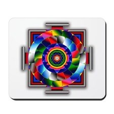 Sri Yantra Mousepad