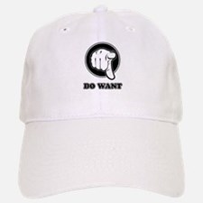 Do Want Baseball Baseball Cap