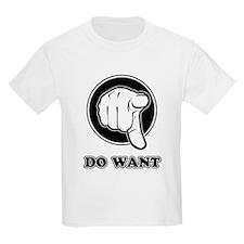 Do Want T-Shirt