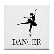 DANCER Tile Coaster