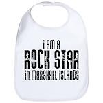 Rock Star In Marshall Islands Bib