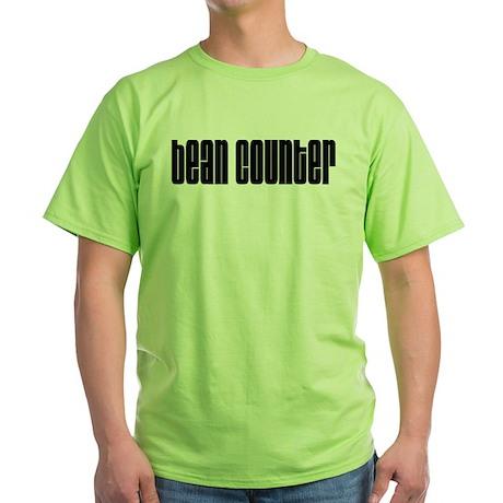BUSINESS Green T-Shirt
