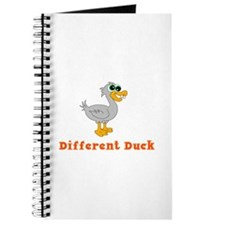 Cute Funny duck Journal