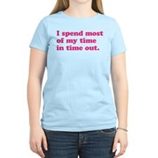 Girl Time Out T-Shirt