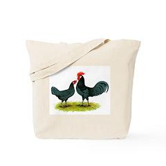 Andalusian Blue Tote Bag