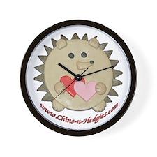 Hedgie Wall Clock