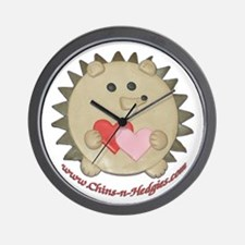 Hedgie Wall Clock