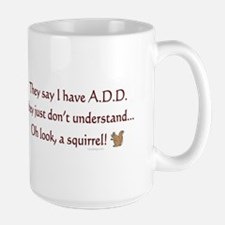 ADD Squirrel Ceramic Mugs