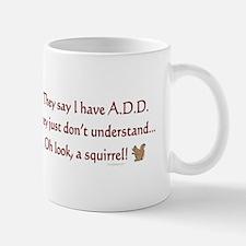 ADD Squirrel Small Mugs
