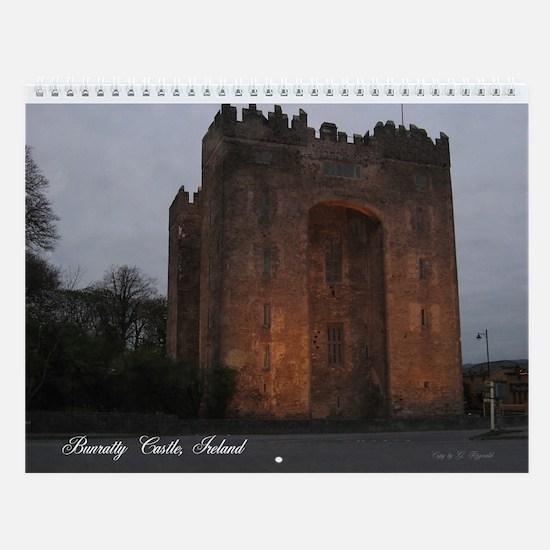 Cute Ireland pictures Wall Calendar