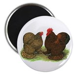 "Cochin Pair 2.25"" Magnet (100 pack)"