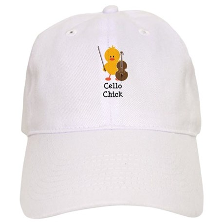 Cello Chick Cap