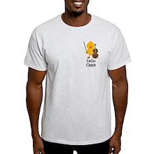 Cello Chick T-Shirt