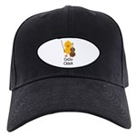 Cello Chick Black Cap