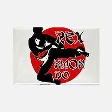 Rex Kwon Do ~ Rectangle Magnet