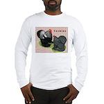 Cochin Rooster & Hen Long Sleeve T-Shirt